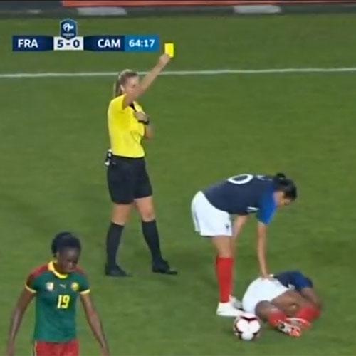 France 6-0 Cameroun : Les lionnes s'effondrent littéralement en 2nde mi-temps