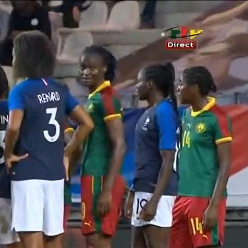 France 6-0 Cameroun: Revivez le large succès bleu (vidéo)