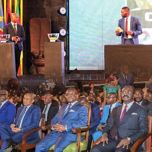 AFRIQUE :: CHAN 2020 : Acte I réussi ! :: AFRICA