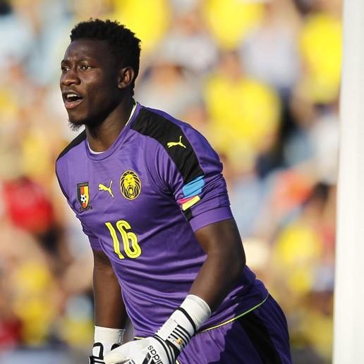 CAMEROUN :: Le Fc Barcelone insiste pour André Onana :: CAMEROON