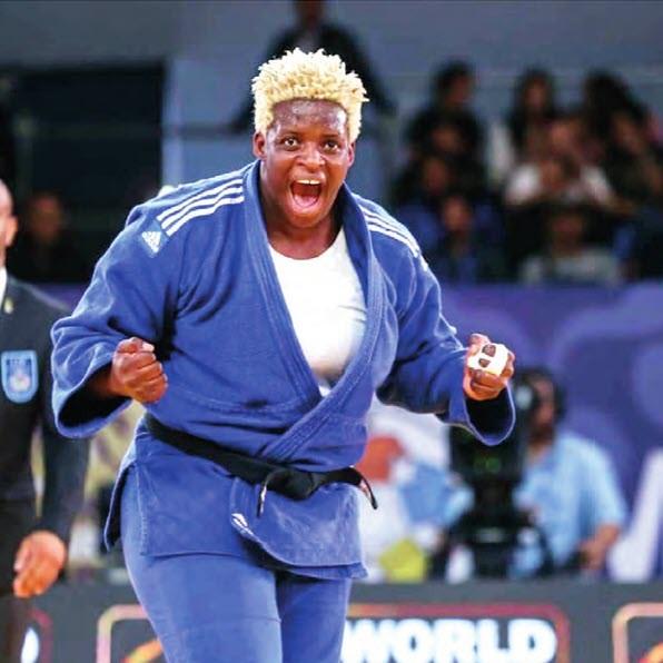 CAMEROUN :: Grand slam de judo de Düsseldorf : Du bronze pour Vanessa Mballa Atangana :: CAMEROON