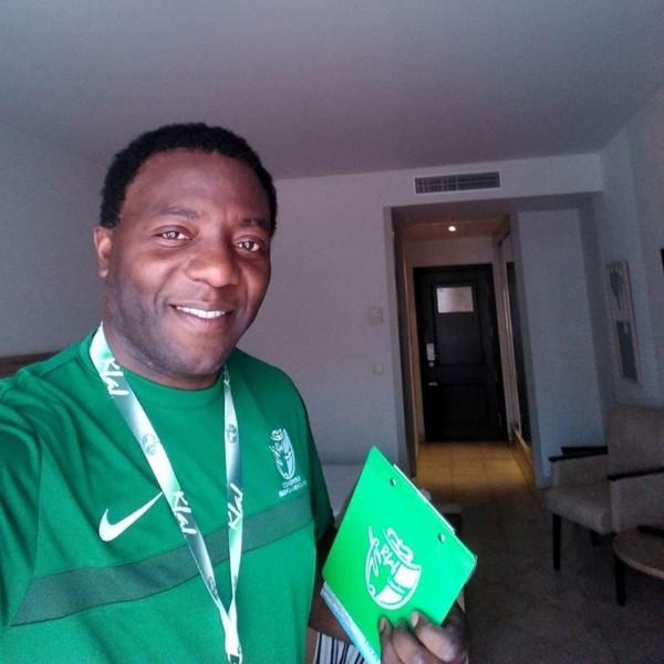 CAMEROUN :: Yves Clément Arroga : « J'ai demandé aux joueurs de rester en forme » :: CAMEROON