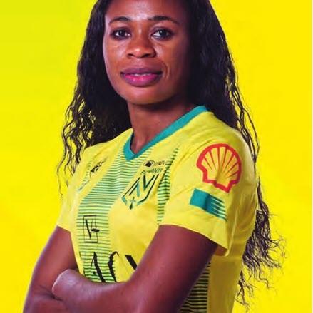 CAMEROUN :: Du mouvement chez les Lionnes en clubs :: CAMEROON