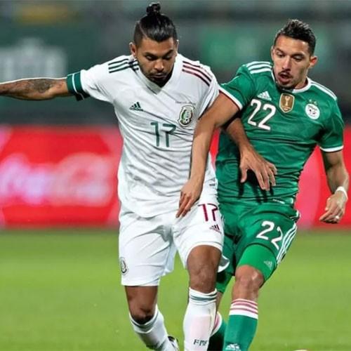 ALGÉRIE :: Algérie-Mexique, les Fennecs conservent leur invincibilité :: ALGERIA