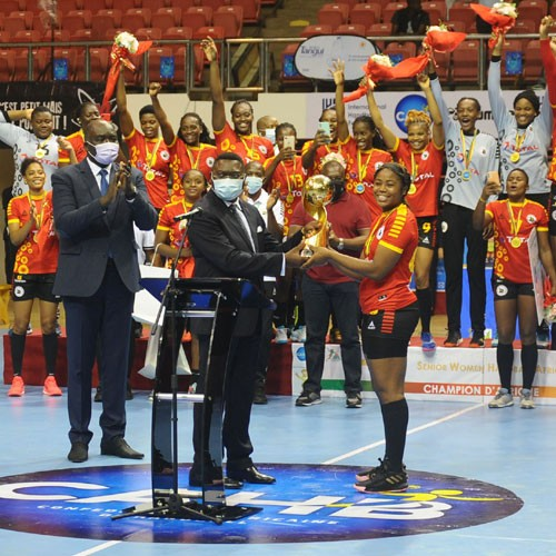 CAN Handball: Découvrez le triste record du Cameroun :: CAMEROON