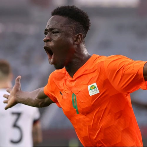 CÔTE D'IVOIRE :: JO 2020, Côte d'Ivoire 1-1 RFA: Les éléphants invaincus, s'offrent les quarts :: COTE D'IVOIRE
