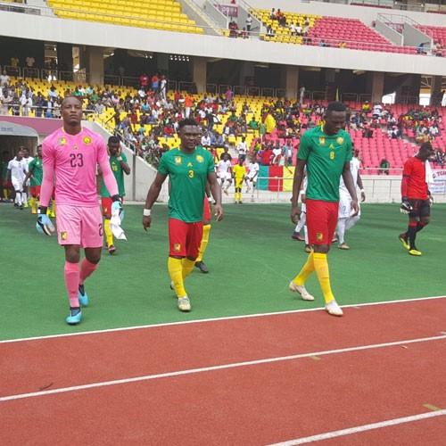 CAMEROUN :: Lions A' cherchent buteur :: CAMEROON