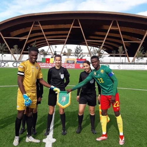 CAMEROUN :: CAN U-20 MAURITANIE 2021: Défaite des lionceaux face à al Gambie :: CAMEROON