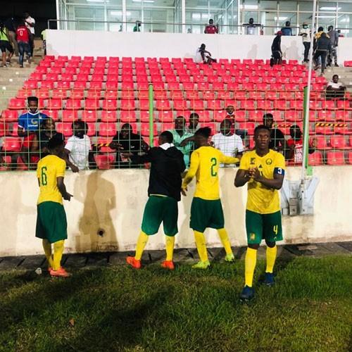 CAMEROUN :: U-20, Congo RD 1- 2 Congo: Un score qui envoie le Cameroun à la CAN 2021 :: CAMEROON