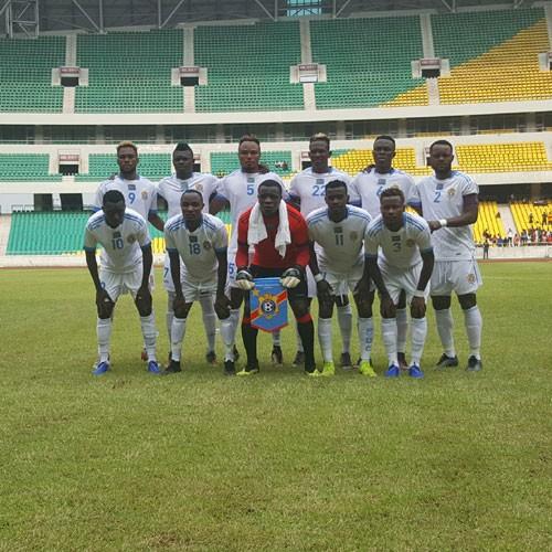 RD CONGO :: 1er match, 1ère défaite pour Pamphile Mihayo :: CONGO DEMOCRATIC