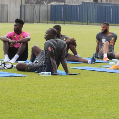 Mozambique 0-1 Cameroun: Aboubacar Vincent buteur (MT) :: CAMEROON