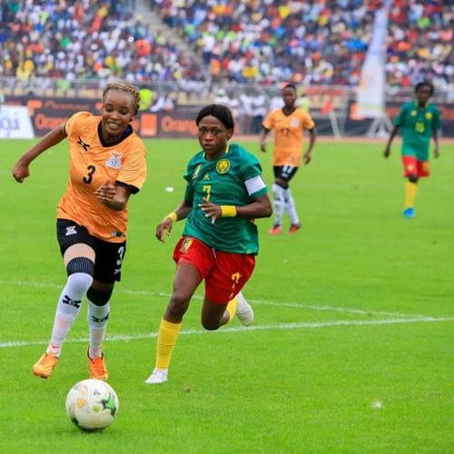 CAMEROUN :: Aboudi Onguéné puissance 4 :: CAMEROON