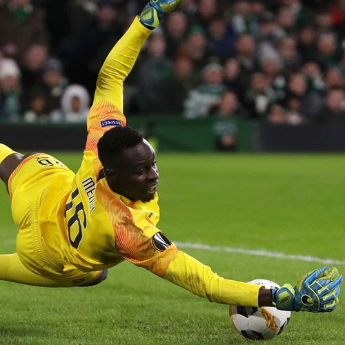 PAYS-BAS :: Un point pour Onana :: NETHERLANDS
