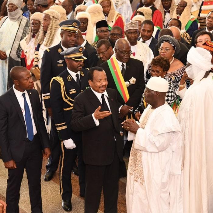 CAMEROUN :: Can 2021, Infrastructures : La touche de Paul Biya :: CAMEROON