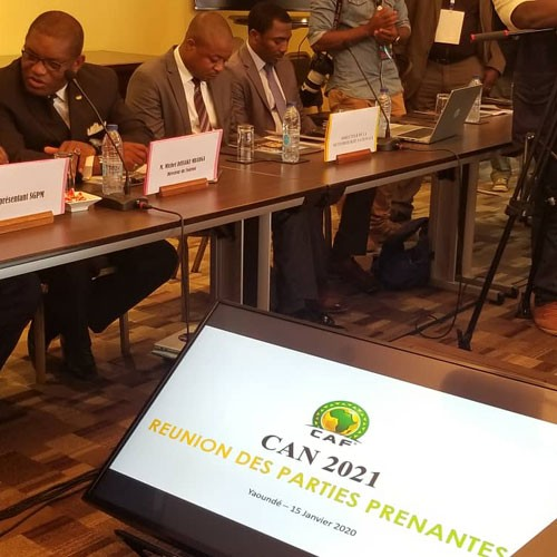 CAN Cameroun 2021: La CAF annonce la suspension des qualifs :: CAMEROON