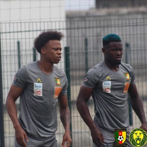 CAMEROUN :: Mozambique Vs Cameroun: Jour de match dans la tanière (images) :: CAMEROON
