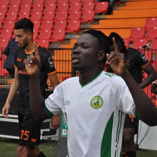 CAMEROUN :: Coton Sport 1 – 2 JS Kabylie : Coton gâche ses chances de qualification :: CAMEROON