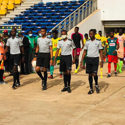 CAMEROUN :: Djiko FC, Canon aux trousses de Bamboutos :: CAMEROON