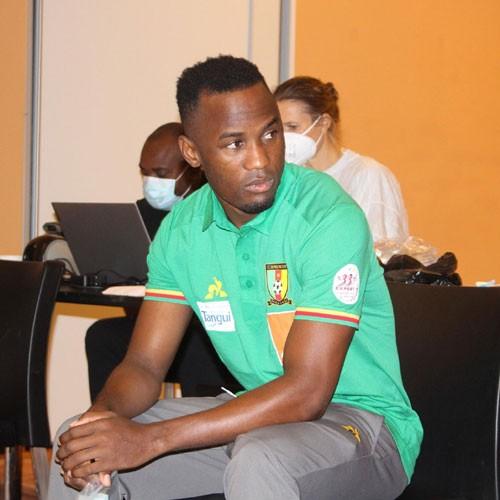CAMEROUN :: Fabrice Olinga a rejoint la sélection :: CAMEROON