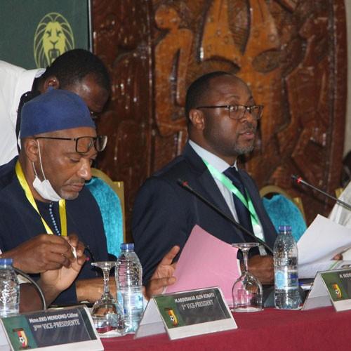 CAMEROUN :: La Fecafoot réhabilite Pierre Semengué, 85 ans :: CAMEROON