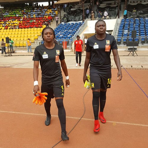 CAMEROUN :: JO Tokyo 2021 : 28 joueuses convoquées :: CAMEROON