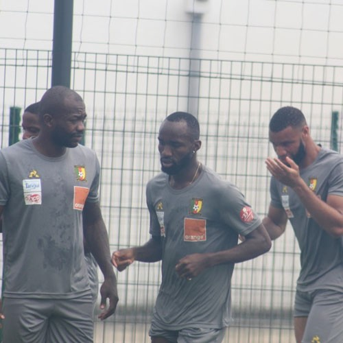 Mozambique Vs Cameroun : 23 lions à l'expédition (images) :: CAMEROON