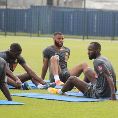 CAMEROUN :: Lions indomptables: un bon de 3 places :: CAMEROON