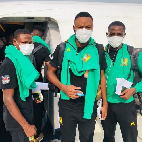 GUINÉE ÉQUATORIALE :: Rd Congo 1-1 Cameroun: démarrage au ralenti pour les lions :: EQUATORIAL GUINEA