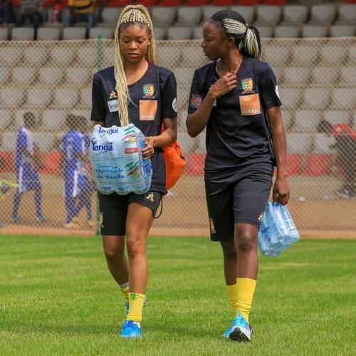 CAMEROUN :: Cameroun 3-2 Zambie: Les lionnes triomphent avec beaucoup de peine :: CAMEROON