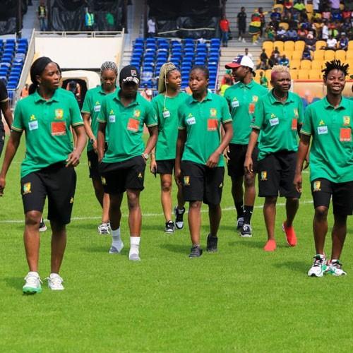 CAMEROUN :: JO Tokyo 2020, Zambie Vs Cameroun : Les lionnes à 90 minutes de la qualif :: CAMEROON