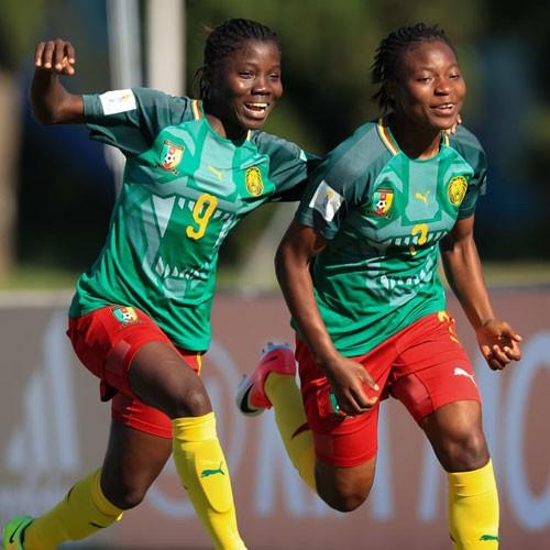 CAMEROUN :: Inde 2020, U17: Les lionnes d'âge se préparent :: CAMEROON