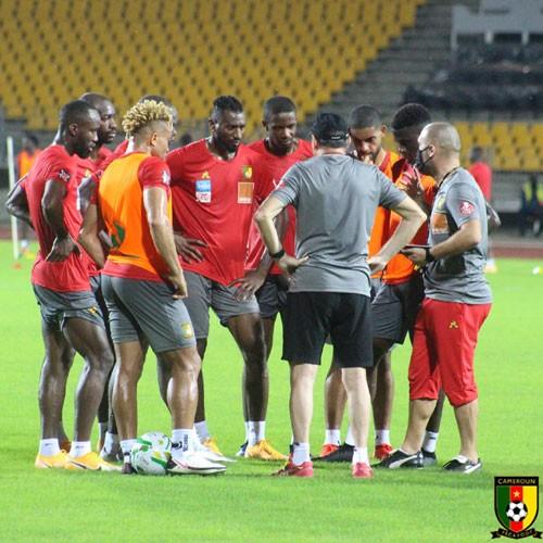 CAMEROUN :: Cameroun Vs Mozambique : Choupo-Moting renonce pour raison médicale :: CAMEROON