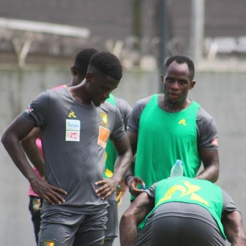CAMEROUN :: Mozambique 0-2 Cameroun: Aboubacar Vincent et Serge Tabekou buteurs :: CAMEROON