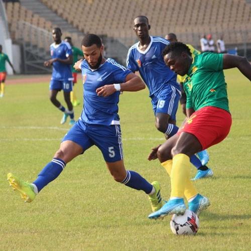 Cameroun 2-0 Tchad: Samuel Nlend et René Ndi buteurs :: CAMEROON