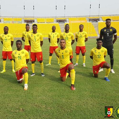 CAMEROUN :: Cameroun A' 0-0 UMS de Loum: Le stade de Japoma inauguré sans but :: CAMEROON