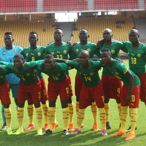 CAMEROUN :: U-20: 30 joueurs en stage :: CAMEROON