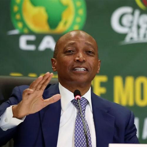 AFRIQUE DU SUD :: Le Président de la CAF : « la CAN Total doit se tenir tous les deux ans » :: SOUTH AFRICA