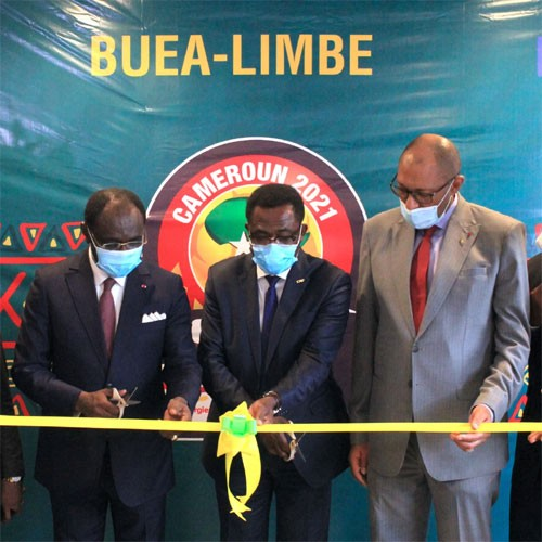 CAMEROUN :: Inauguration du bureau local à Yaoundé :: CAMEROON