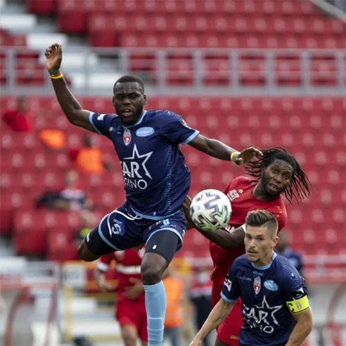 CAMEROUN :: Lions Indomptables: Voici les 05 belges de la sélection :: CAMEROON