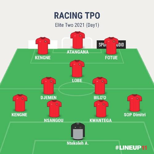 CAMEROUN :: Racing TPO inaugure Bamendzi avec une belle victoire :: CAMEROON
