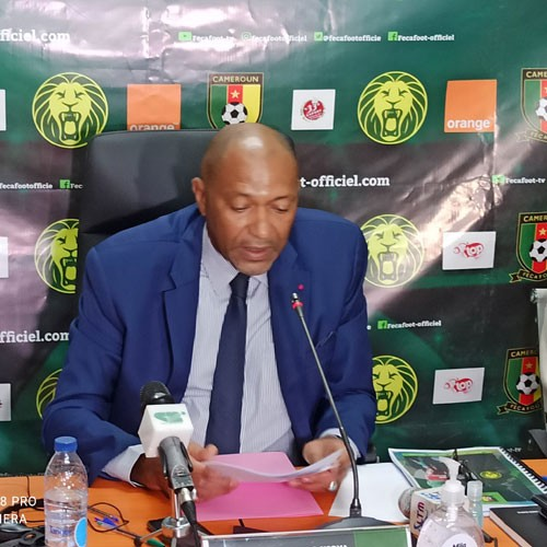 "CAMEROUN :: Seidou Mbombo Njoya: ""La FECAFOOT reste l'unique Institution de développement du football"" :: CAMEROON"