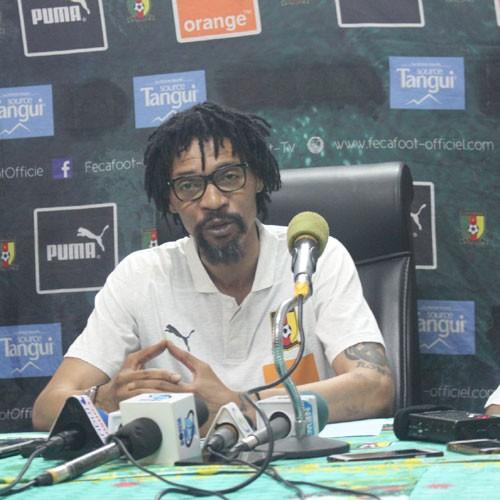 CAMEROUN :: CAN U-20, Mauritanie 2021: tirage au sort avec Rigobert Song et Gerimi Njitap :: CAMEROON