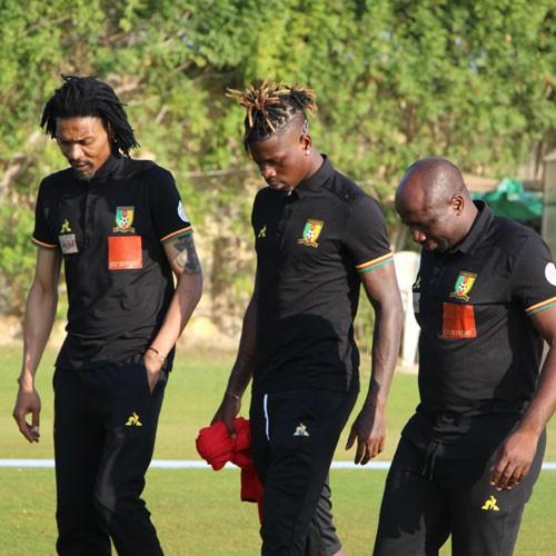 CAMEROUN :: CAMEROUN VS RWANDA: Les lions A' en rodage :: CAMEROON