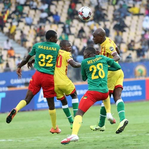 Cameroun 1-0 Zimbabwé : Les Lions assurent l'essentiel dès l'entrée :: CAMEROON
