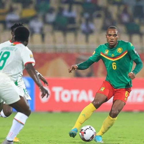 CAMEROUN :: Les Lions Indomptables passent en quarts! :: CAMEROON