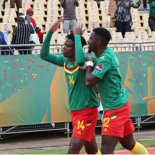 CAMEROUN :: Chan : L'inefficacité offensive des lions n'inquiète pas Martin Mpile :: CAMEROON