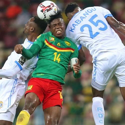 CAMEROUN :: RD Congo 1-2 Cameroun: Revivez les temps forts (vidéo) :: CAMEROON