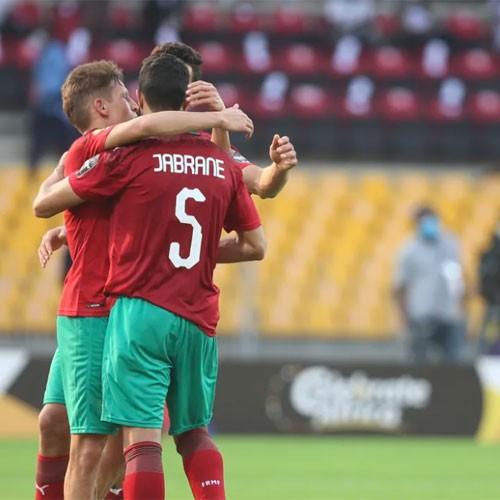 MAROC :: CHAN 2020, Maroc 1-0 Togo: le Maroc gagne grâce à un penalty :: MOROCCO