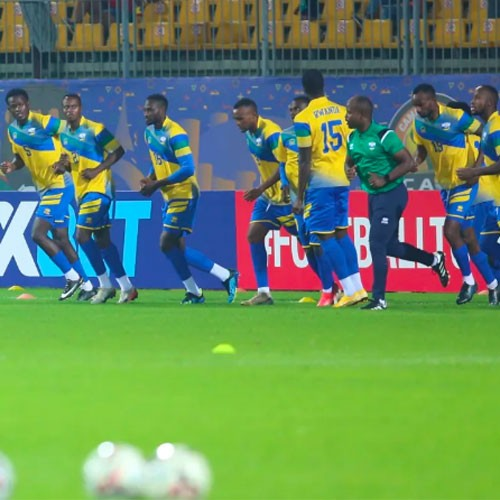 RWANDA :: Guinée Vs Rwanda : Jacques Tuyisenge pour sauver le Rwanda? :: RWANDA