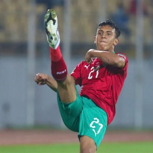 MAROC :: Soufiane Rahimi, meilleur joueur du CHAN Total Cameroun 2020 :: MOROCCO